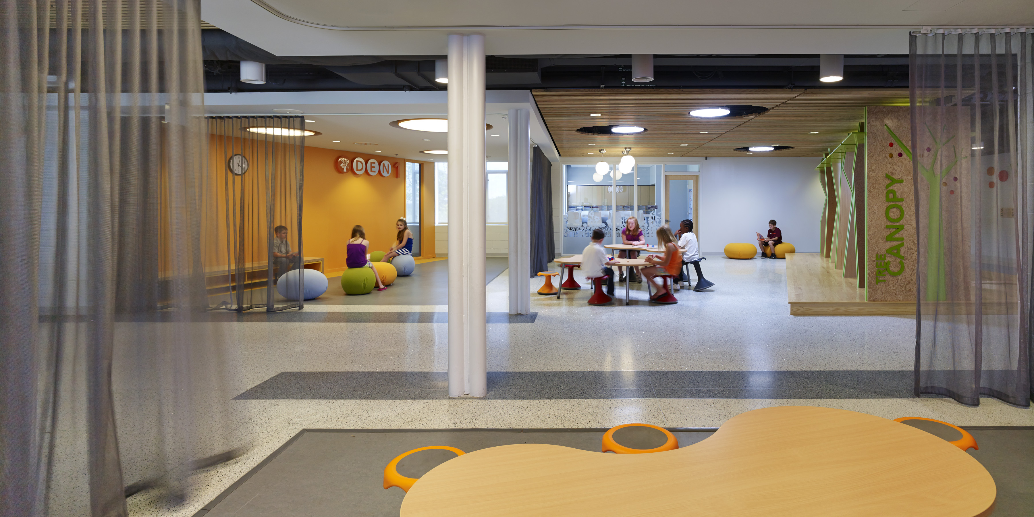 Vmdo projects receive top honors at vefp conference vmdo for School kitchen designs