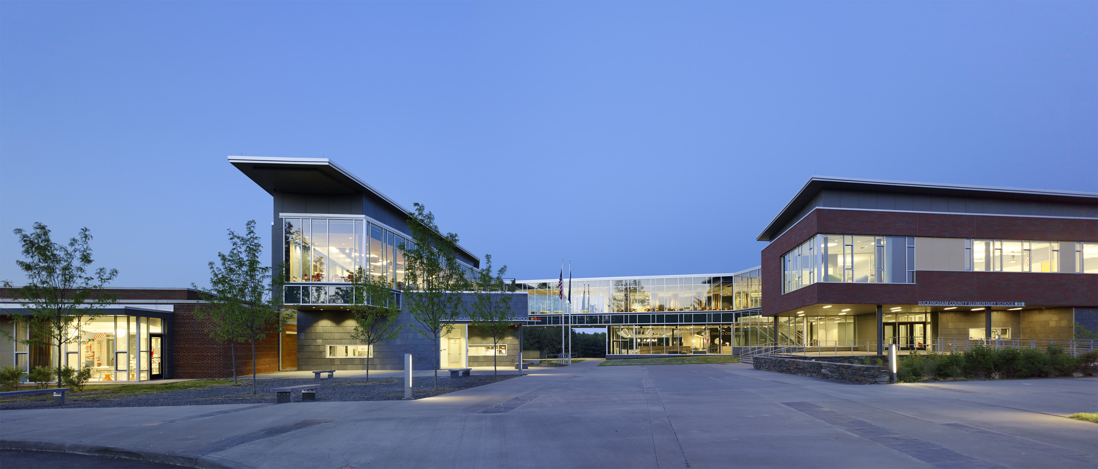 Vmdo architects thoughtful design for k 12 and higher for Exterior research and design