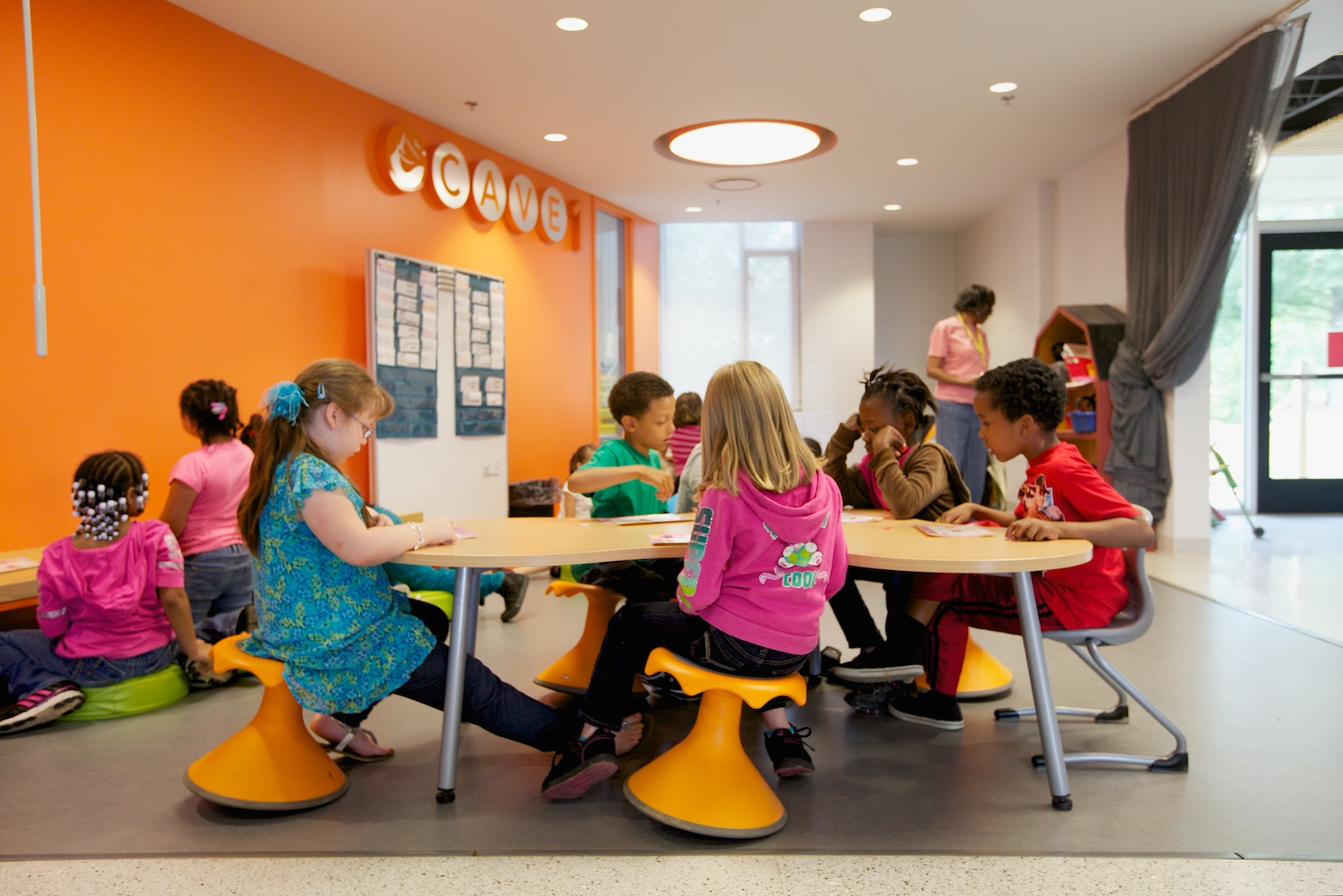 School Classroom Design Guide : Vmdo architects thoughtful design for k and higher